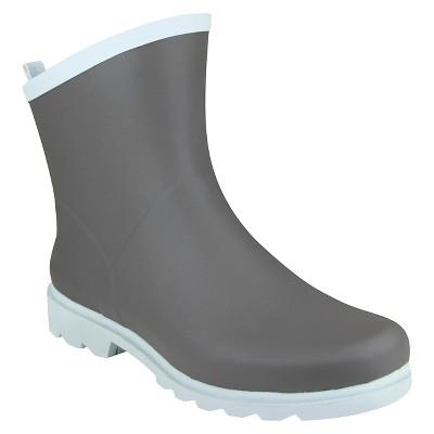 Threshold Ankle Garden Boot -  Size 8