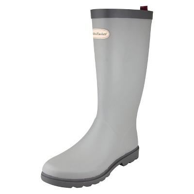 """Tall Garden Boot - Grey (9"""") - Smith & Hawken™"""