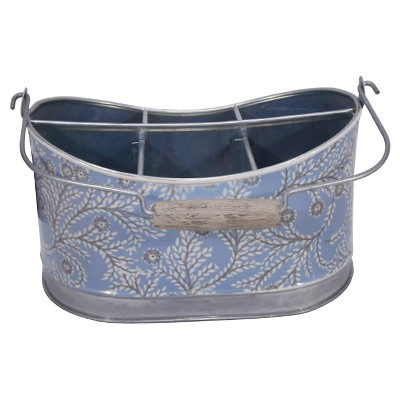 Threshold™ Galvanized Patterned Tool Caddy