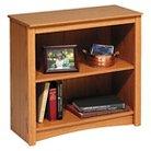 2 Shelf Bookcase Maple - Prepac