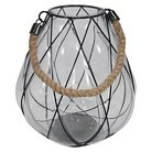 Blown Glass Lantern Large - Threshold™