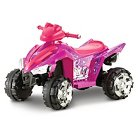 Pacific Cycle® KTX Pink Camo 6V Quad Ride-On