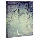 Unframed Wall Canvas Multi-Colored DENY Designs