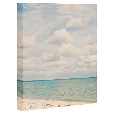DENY Designs Bree Madden Dream Beach Art Canvas