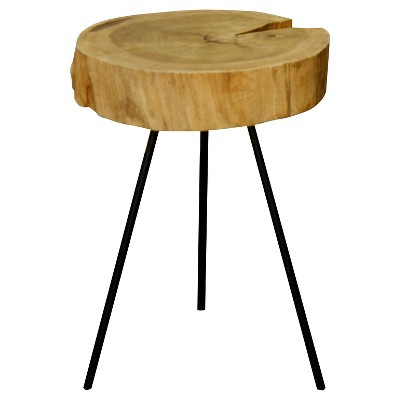 End Table Natural - New Pacific Direct