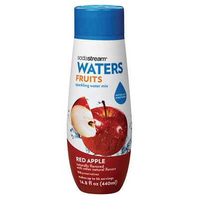 SodaStream Red Apple Flavor Mix (440ml)
