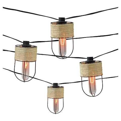 Smith And Hawken String Lights Target : 10ct Decorative String Lights-String Wrapped Met... : Target