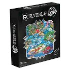 Scrabble 3-D World Edition Board Game