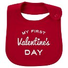 Just One You™ Made By Carter's® Newborn 1-Pack Bib - Red
