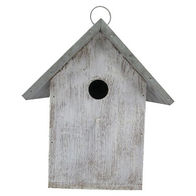 Wood Bird House, Multi- Color - Threshold™