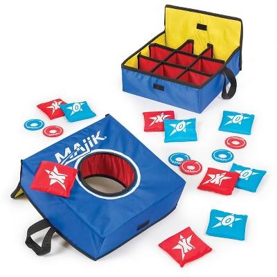 Majik® Bean Bag Toss/ Tic Tac Toe/ Washer Toss Combo