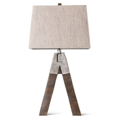 Angled Table Lamp (includes CFL Bulb) - The Industrial Shop™