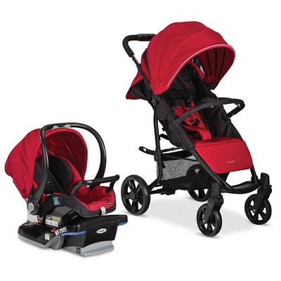 Combi Shuttle Travel System - Red Chili