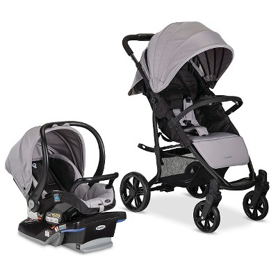 Combi Shuttle Travel System - Titanium