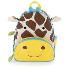 "SkipHop Zoopack Giraffe 11"" Kids and Toddler Backpack"