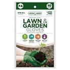 Gardening Gloves Caring Hands Gender Neutral Green