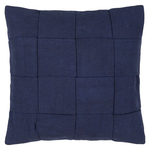 Target Decorative Pillows Blue : Ecom Decorative Pillow Jaipur Blue : Target