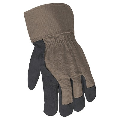 Gardening Gloves Men Buff Beige - Threshold™