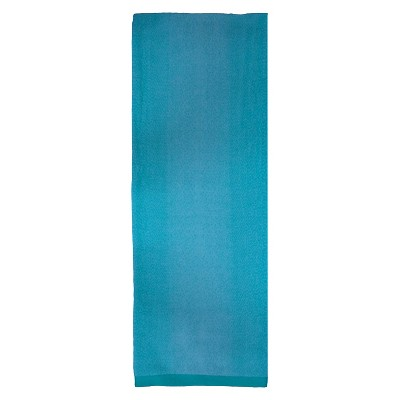 Evergreen Lux Ombre Beach Towel - Mint (XL)
