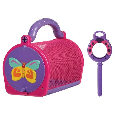 Kids Butterfly Keeper with Magnifying Glass