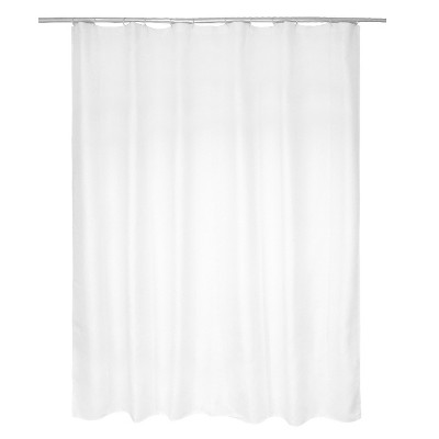 "Threshold™ Silk Rope Shower Curtain - Natural White (72""x72"")"