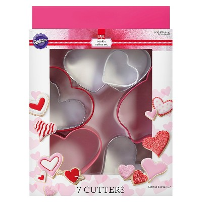 Wilton Cookie Cutter Set - 7 Pcs