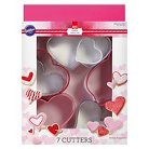 Wilton Cookie Cutter Set - 7 Pcs
