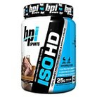 BPI Sports ISO-HD Chocolate Brownie Whey Isolate Protein Powder - 1.6 lb
