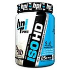 BPI Sports ISO-HD Cookies and Cream Whey Isolate Protein Powder - 1.6 lb