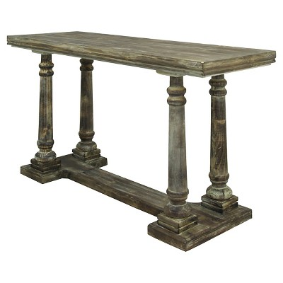 Ecom Console Table Wood