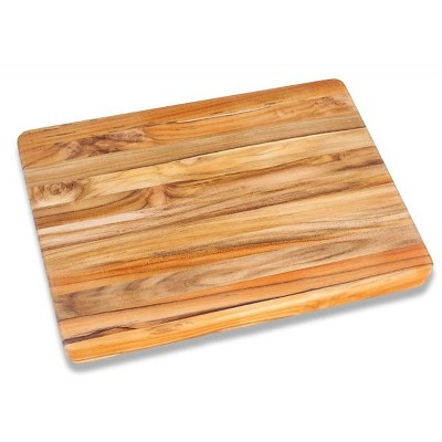 Teak Haus Edge Grain Cutting Board - 24""