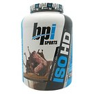 BPI Sports ISO-HD Chocolate Brownie Whey Isolate Protein Powder - 5 lb