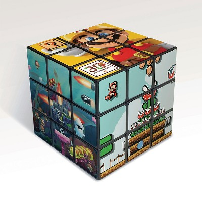 Mario Puzzle Cube - Gift with Purchase of Super Mario Maker
