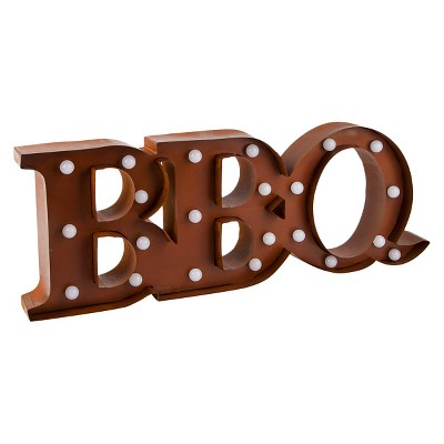 Marquee BBQ Sign - Threshold™