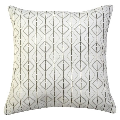 Threshold 18  Geo Print Decorative Pillow