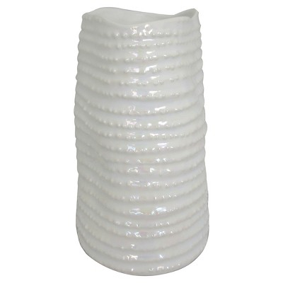 Threshold™ Medium Pearlescent Vase