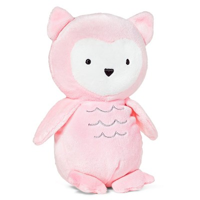 Just One You™ Made by Carter's® Baby Plush Beanbag Owl Toy
