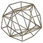 Threshold™ Metal Wire Decorative Figurine Large Brass