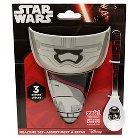 Star Wars Lead Villain Trooper Commander 3pc Breakfast Set
