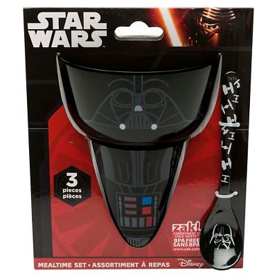 Star Wars Darth Vader 3-pc. Breakfast Set