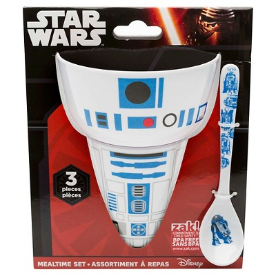 Star Wars R2D2 3-pc. Breakfast Set