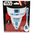 Star Wars R2D2 3pc Breakfast Set