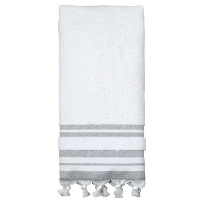 Evan Hand Towel Grey - Mudhut™