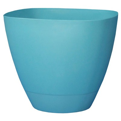 "Room Essentials™ Modern Planter - Turquoise (8"")"