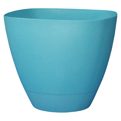 "Room Essentials™ Modern Planter - Turquoise (10"")"