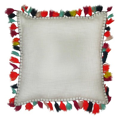Decorative Pillow Threshold Urban White