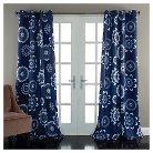 Adrianne Curtain Panels Room Darkening - Set of 2