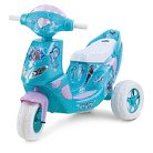 Frozen® 6V Scooter Ride-On - Blue