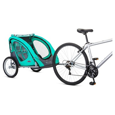 InStep Sedona Bike Trailer - Green