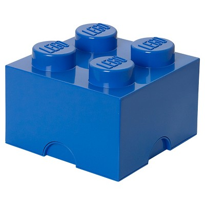 Home Organization Collection Blue LEGO